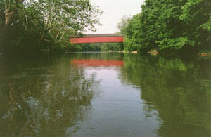 Wertz's Red Bridge