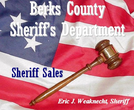 Sheriff Sale Logo